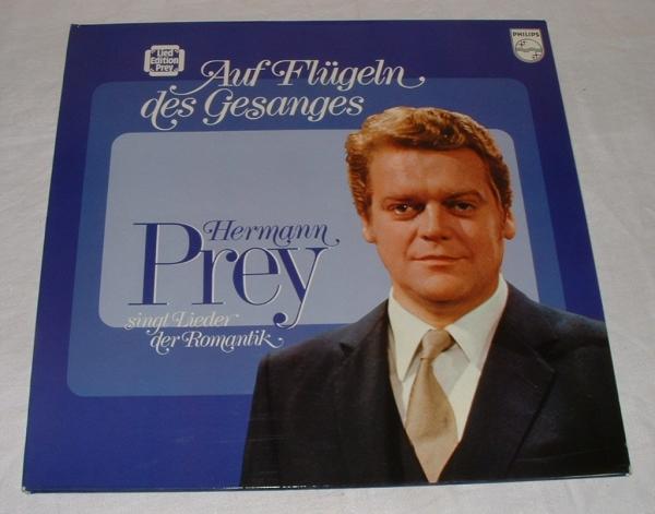 Hermann Prey - Lieder Von Franz Schubert